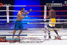 视频-伯力站:阿加耶夫TKO战胜胡斯-格鲁沙