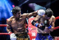 播求155秒KO王伟豪创13连胜,奥运冠军请缨战泰拳王