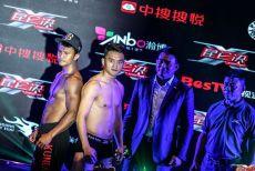 技术解析播求VS 王伟豪:泰拳与武术散打的极致对决