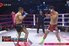 视频-南京站:张扬急速KO泰拳王噜奔晋级