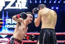 80KG世界冠军争夺战:薄福凡用拳头与诗歌笑面对手