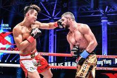 青岛站悍将大决斗,中国选手张扬能否击败泰国猛将?